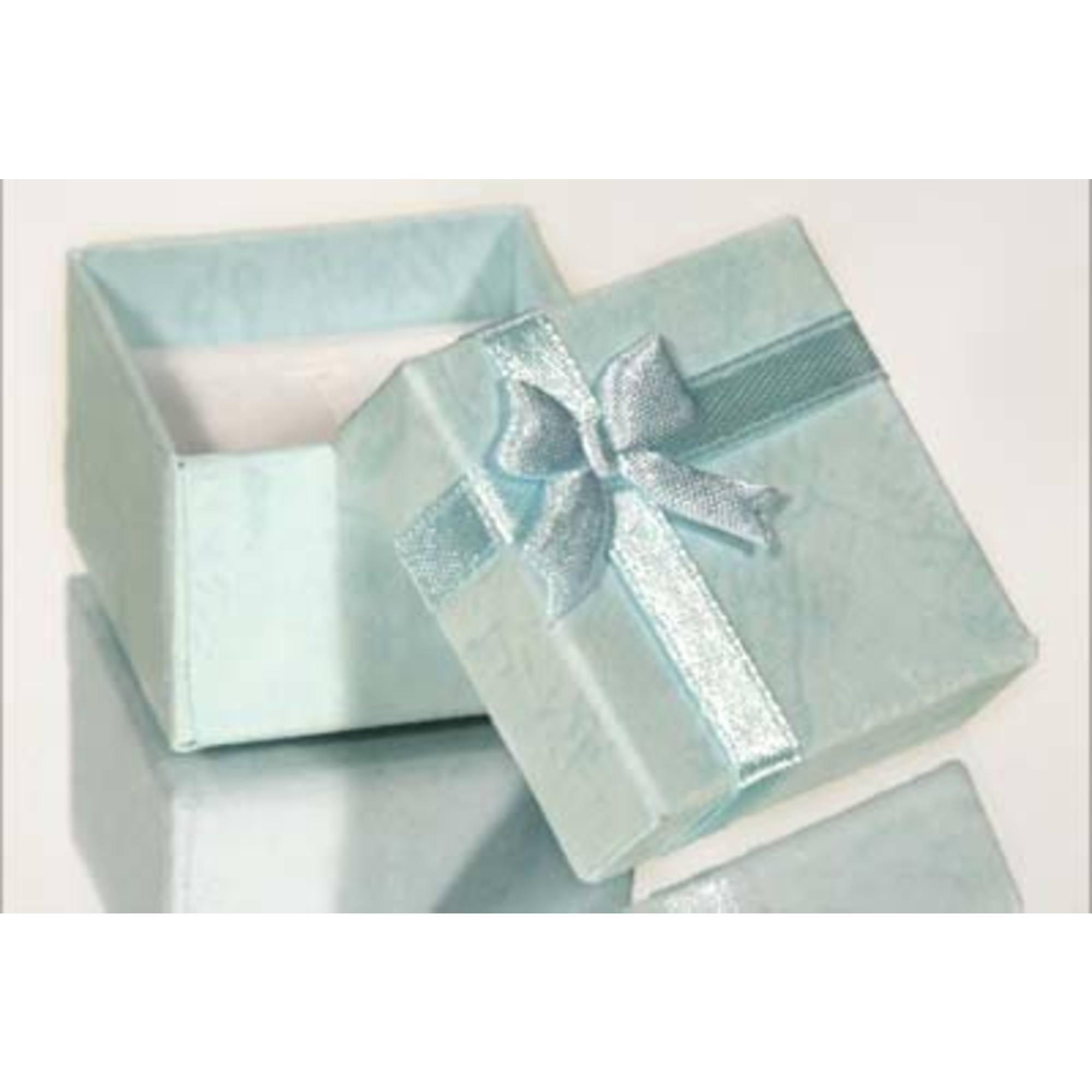 Jewellery Gift Box - Blue