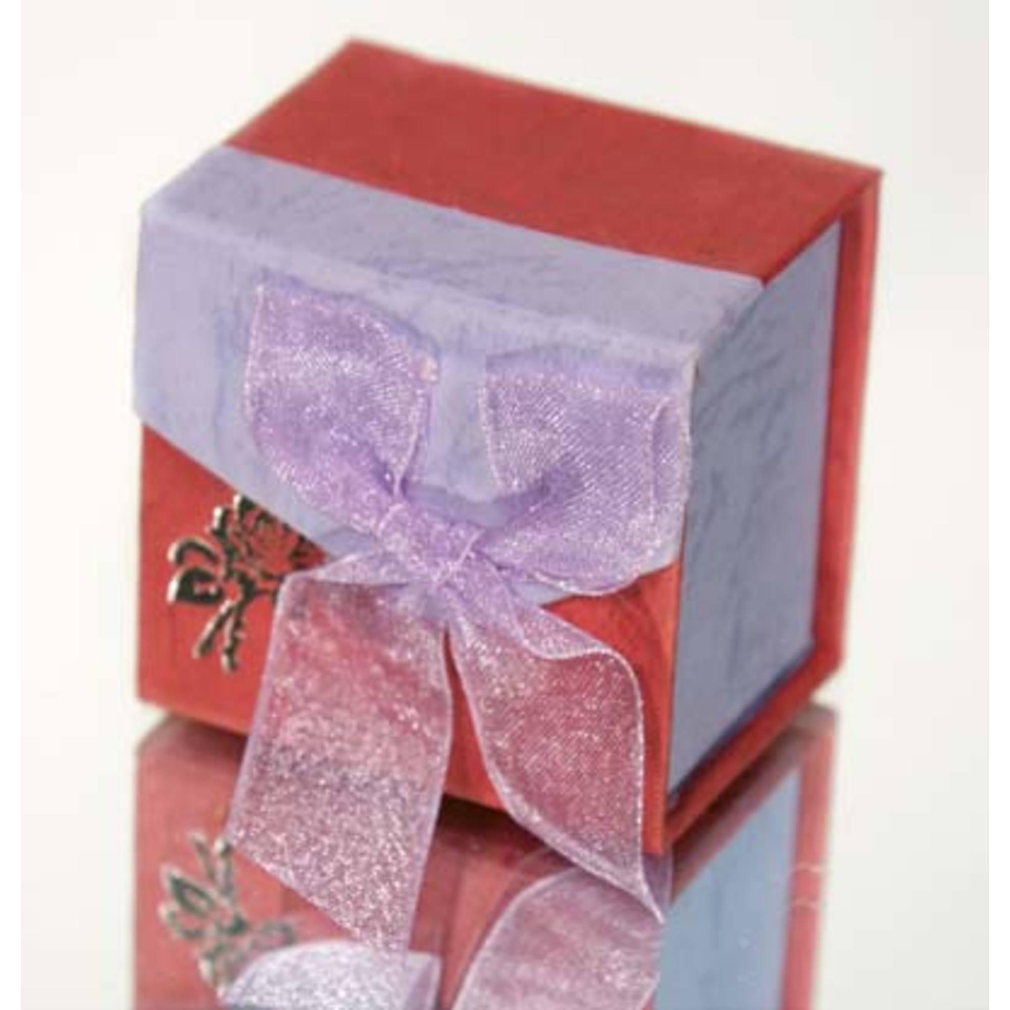 Jewellery Gift Box - Red