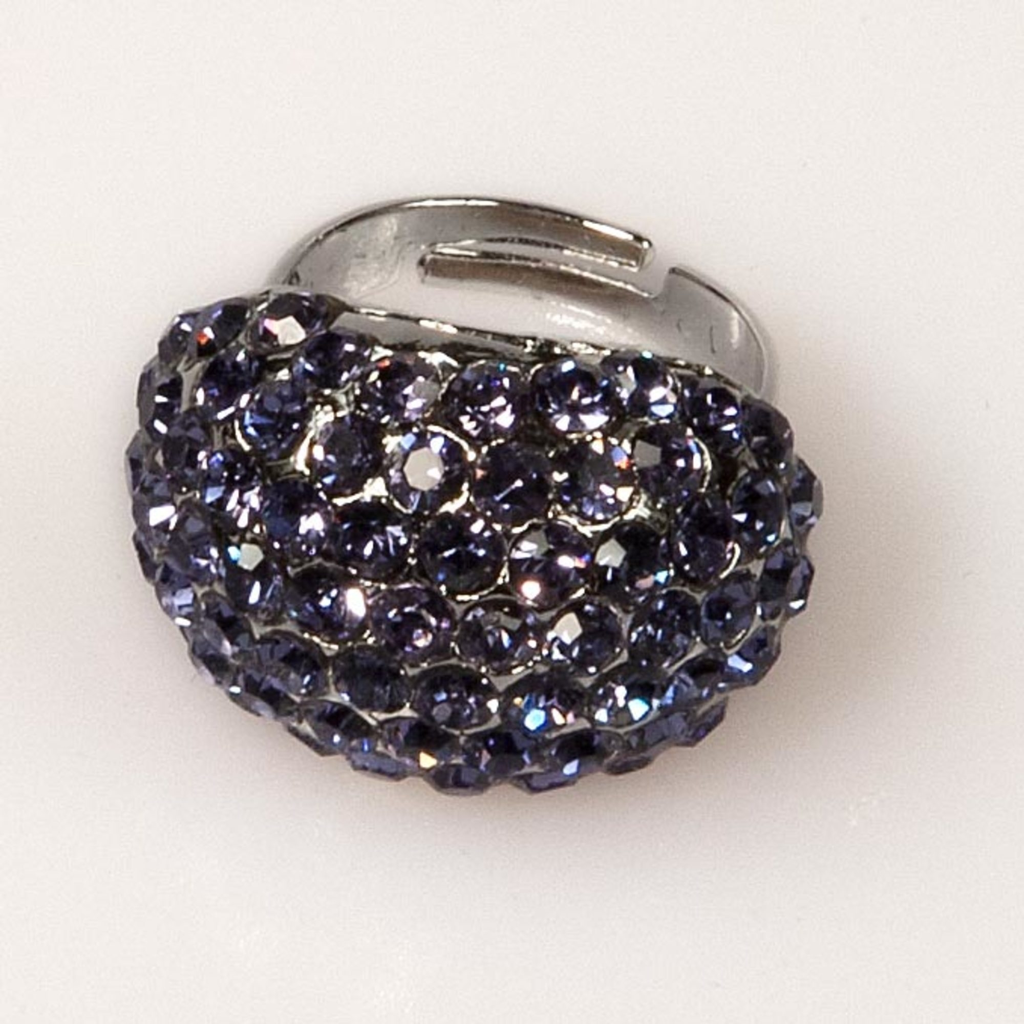 Oval Shaped Ring-Tanzanite