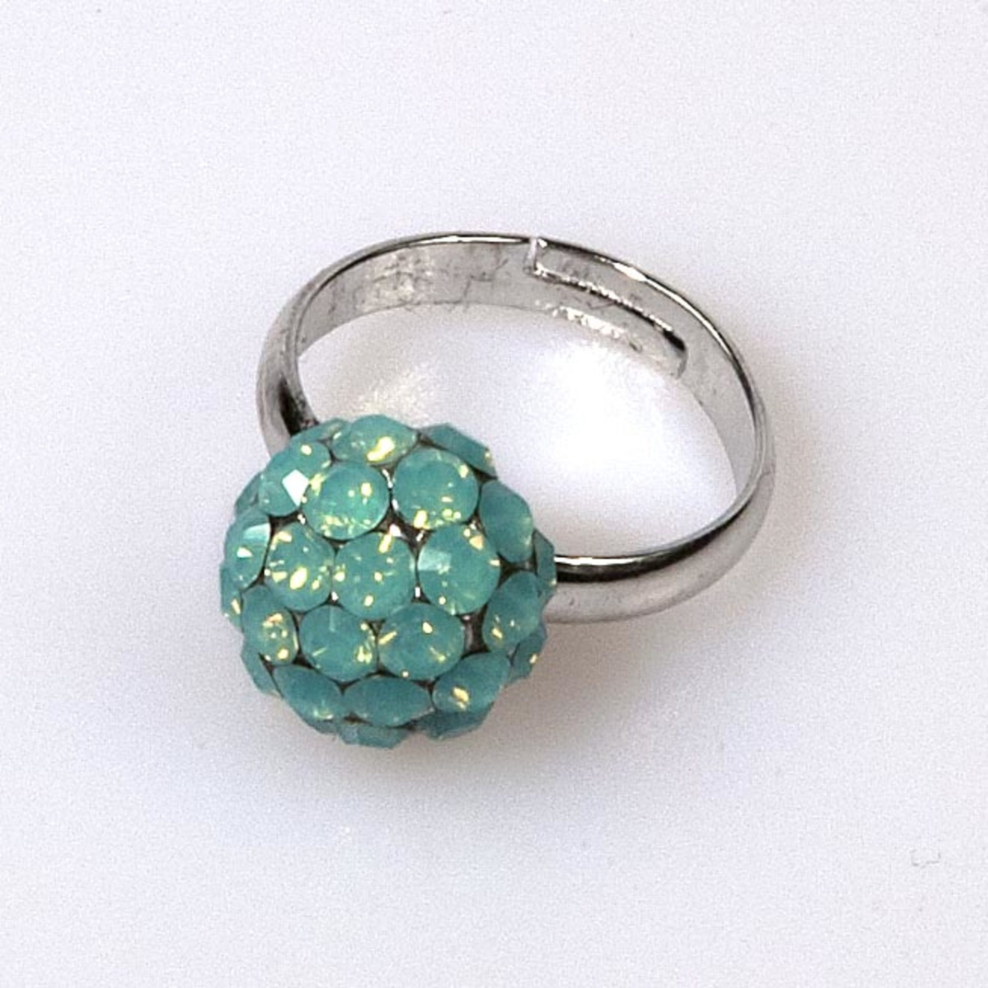 PACIFIC OPAL MINI BALL RING